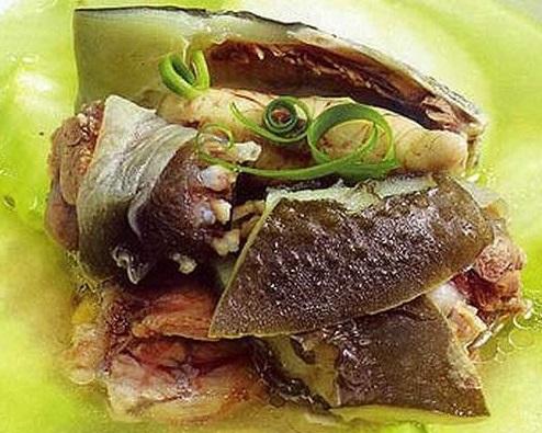 Cách nấu cà ri rùa