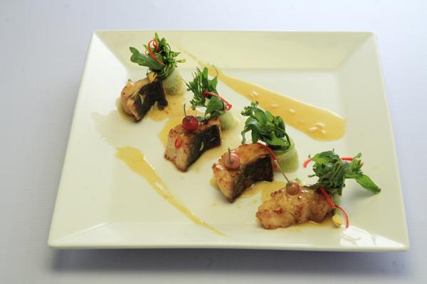 Món 'Cá lăng sốt trứng cá' khiến giám khảo Đầu Bếp Đỉnh 'méo miệng'