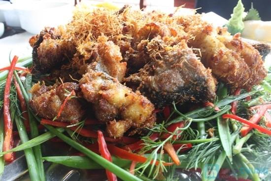 """Cách làm món cá chình nướng riềng mẻ đã ăn là khó """"kìm lòng"""""""